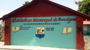 Biblioteca de Boca de Yuma