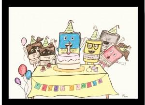 Cumpleaños DED