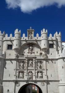 Puerta de Santa María, Burgos