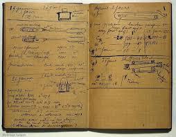Diario de Marie Curie