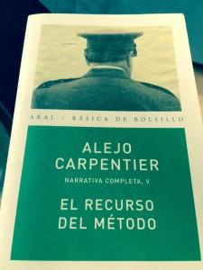 Carpentier, Alejo, El recurso del método